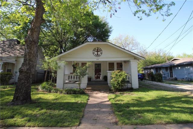 212 W Willingham Street, Cleburne, TX 76033 (MLS #13824518) :: Potts Realty Group
