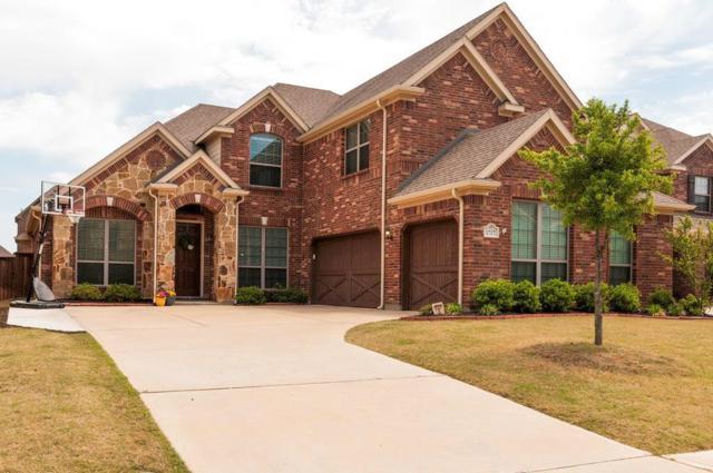 1717 Queensgate Drive, Keller, TX 76248 (MLS #13824549) :: Team Tiller