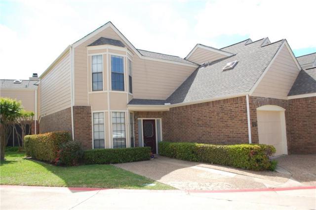 209 Cimarron Trail #1, Irving, TX 75063 (MLS #13824554) :: Magnolia Realty