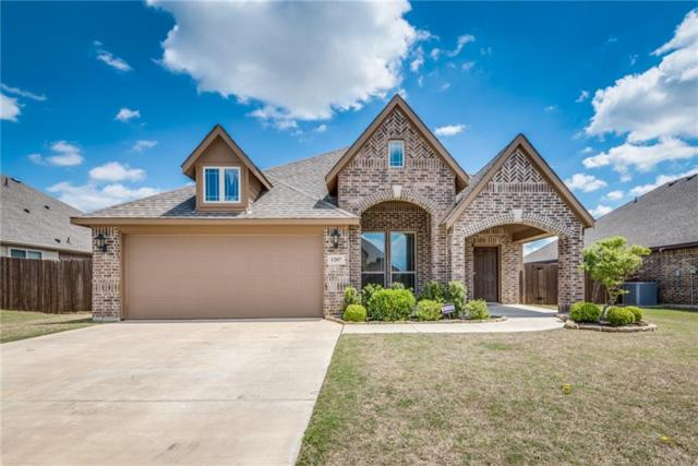 1207 Star Grass Drive, Mansfield, TX 76063 (MLS #13824640) :: The Chad Smith Team