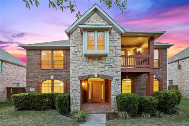 8762 Fisher Drive, Frisco, TX 75033 (MLS #13824679) :: Magnolia Realty