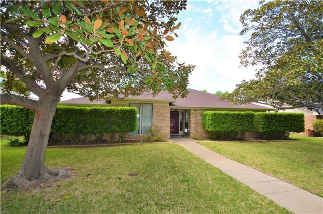 1914 Maxwell Drive, Lewisville, TX 75077 (MLS #13824719) :: The Chad Smith Team
