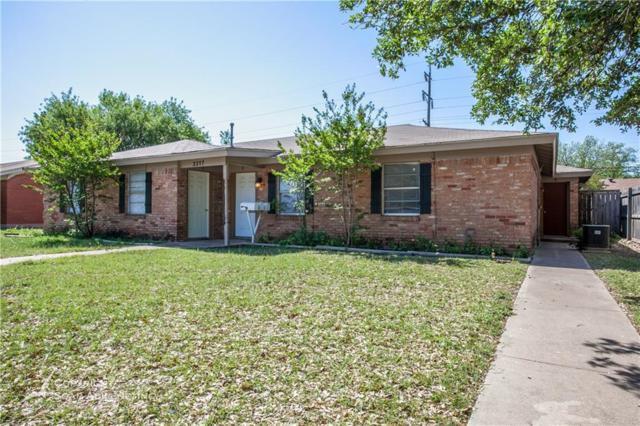 3317 S 27th Street, Abilene, TX 79605 (MLS #13824722) :: The Paula Jones Team   RE/MAX of Abilene