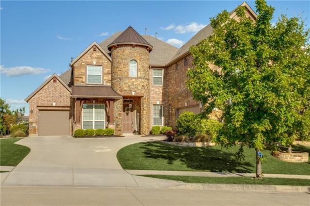 9728 Flatiron Street, Fort Worth, TX 76244 (MLS #13824760) :: The Chad Smith Team