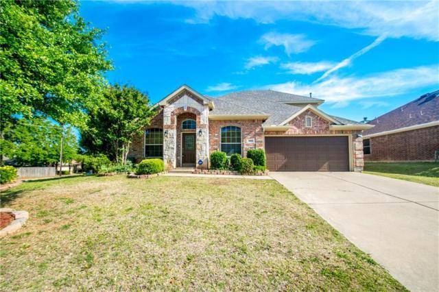 2801 Warwick Drive, Corinth, TX 76210 (MLS #13824872) :: Team Tiller