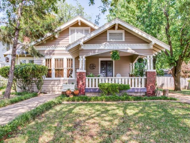 208 N Brighton Avenue, Dallas, TX 75208 (MLS #13824873) :: Magnolia Realty