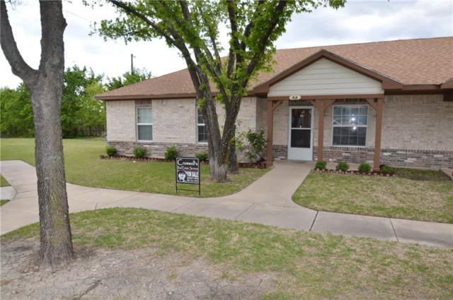 300 S Cottonbelt Avenue 4A, Wylie, TX 75098 (MLS #13824982) :: Magnolia Realty