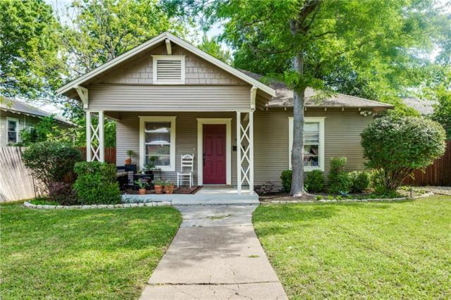 914 Cristler Avenue, Dallas, TX 75223 (MLS #13825029) :: Kindle Realty