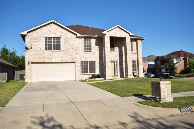 3432 Sagebrush Drive, Grand Prairie, TX 75052 (MLS #13825130) :: RE/MAX Landmark
