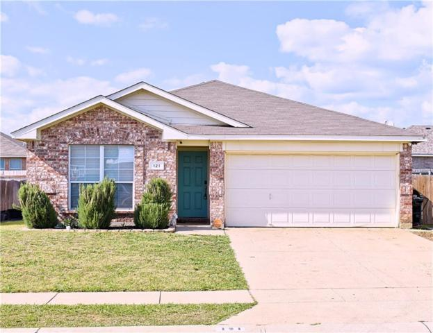 121 Maned Drive, Sanger, TX 76266 (MLS #13825136) :: Kindle Realty
