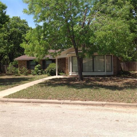 405 Briarwood Drive, Eastland, TX 76448 (MLS #13825226) :: RE/MAX Pinnacle Group REALTORS