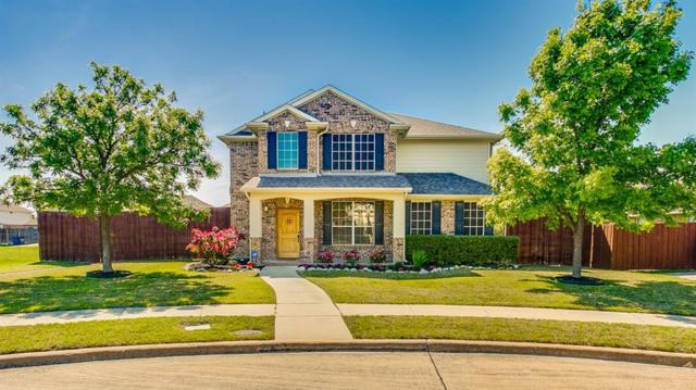1207 Vineyard Drive, Allen, TX 75002 (MLS #13825355) :: Kimberly Davis & Associates