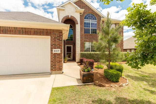 2217 Taylor Drive, Weatherford, TX 76087 (MLS #13825387) :: Potts Realty Group