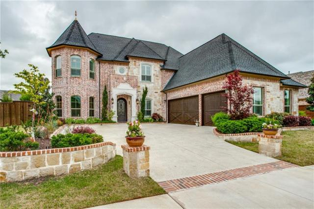 3745 Guinn Gate Drive, Frisco, TX 75034 (MLS #13825405) :: Magnolia Realty