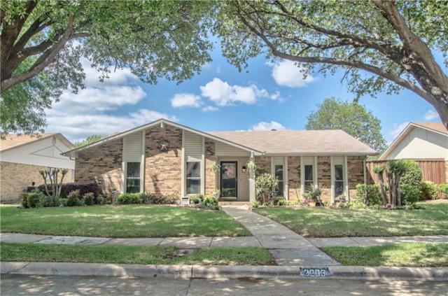 2203 Grapevine Lane, Carrollton, TX 75007 (MLS #13825417) :: Kimberly Davis & Associates