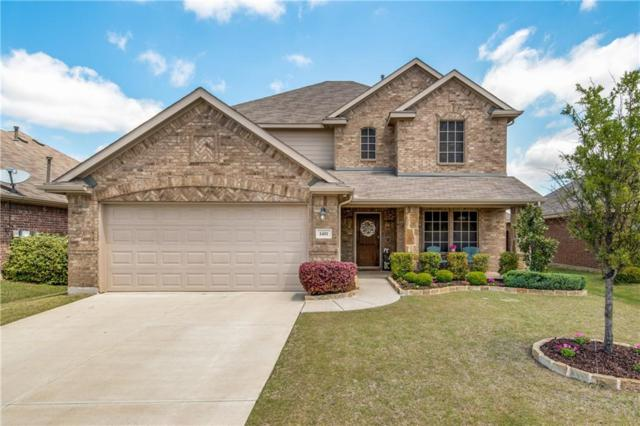 1401 Villa Paloma Boulevard, Little Elm, TX 75068 (MLS #13825426) :: Kimberly Davis & Associates