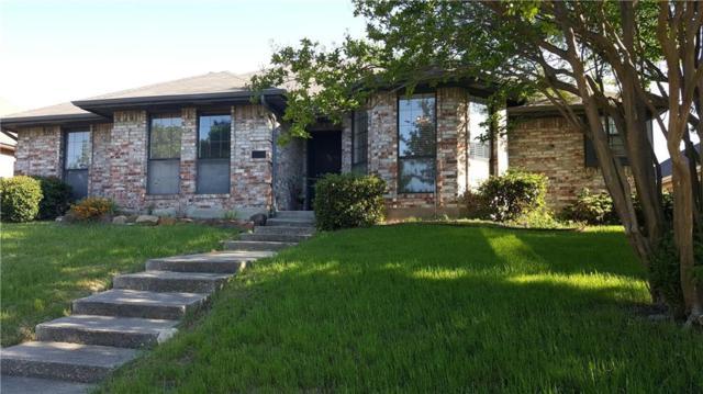 1529 Ginger Drive, Carrollton, TX 75007 (MLS #13825430) :: Kimberly Davis & Associates