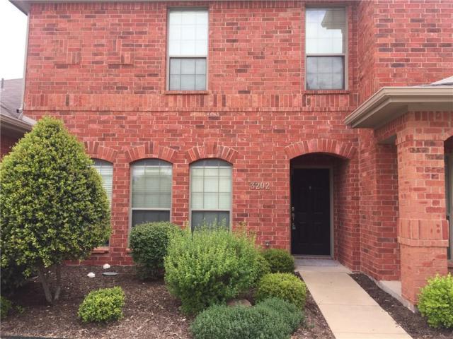 575 Virginia Hills #3202, Mckinney, TX 75070 (MLS #13825563) :: Magnolia Realty