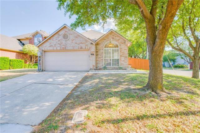 940 Golden Grove Drive, Lewisville, TX 75067 (MLS #13825682) :: Kimberly Davis & Associates