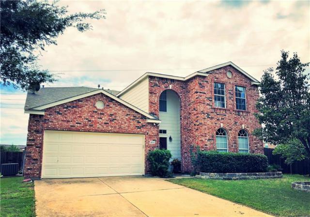 5012 Steeple Chase Court, Grand Prairie, TX 75052 (MLS #13825717) :: Kimberly Davis & Associates
