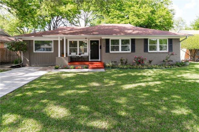 708 Dumont Drive, Richardson, TX 75080 (MLS #13825858) :: Kimberly Davis & Associates