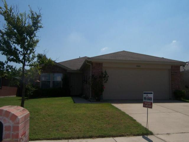 2808 Cliffview Drive, Mckinney, TX 75071 (MLS #13825885) :: NewHomePrograms.com LLC