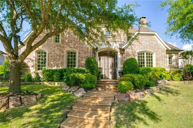 8252 Stone River Drive, Frisco, TX 75034 (MLS #13825962) :: Kimberly Davis & Associates