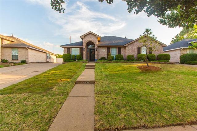 725 Trees Drive, Cedar Hill, TX 75104 (MLS #13825970) :: RE/MAX Pinnacle Group REALTORS