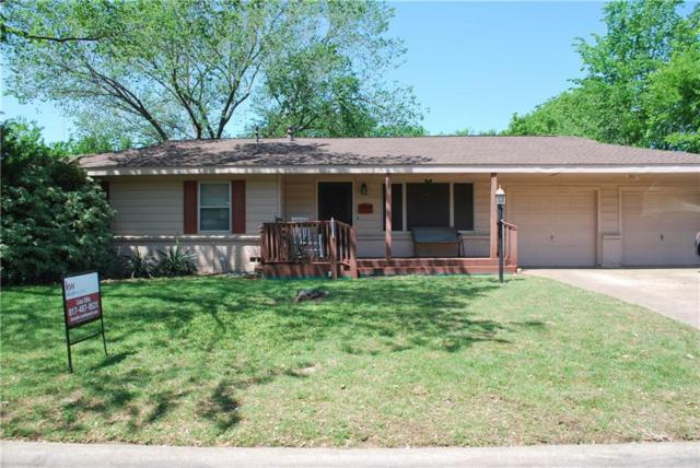 201 Mccurdy Street, Crowley, TX 76036 (MLS #13826024) :: Potts Realty Group
