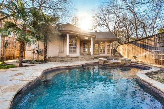 4747 Elsby Avenue, Dallas, TX 75209 (MLS #13826050) :: The Chad Smith Team