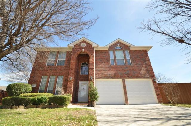 4754 Palmetto Drive, Frisco, TX 75035 (MLS #13826069) :: Kimberly Davis & Associates