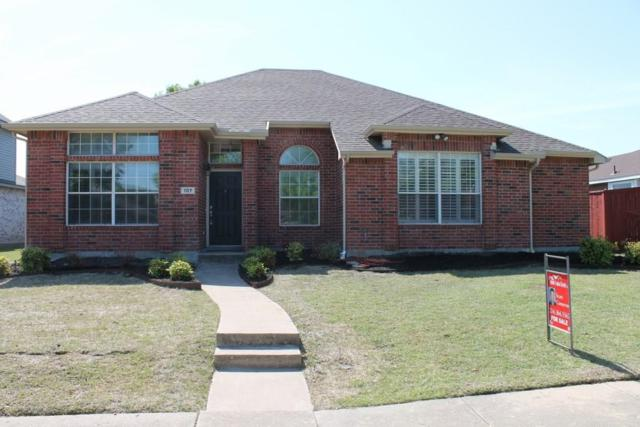 107 Pullman Place, Wylie, TX 75098 (MLS #13826080) :: Kindle Realty