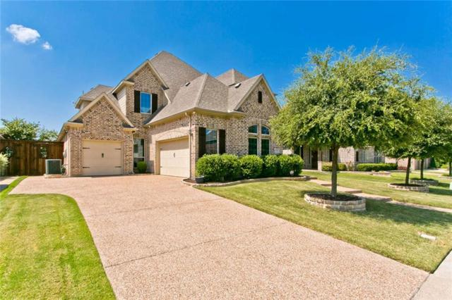 9747 Crown Ridge Drive, Frisco, TX 75035 (MLS #13826086) :: Kimberly Davis & Associates