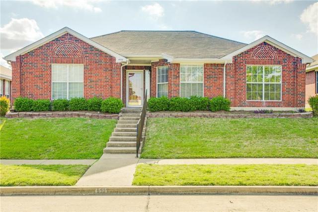 4505 Crystal Lane, Garland, TX 75043 (MLS #13826092) :: Magnolia Realty