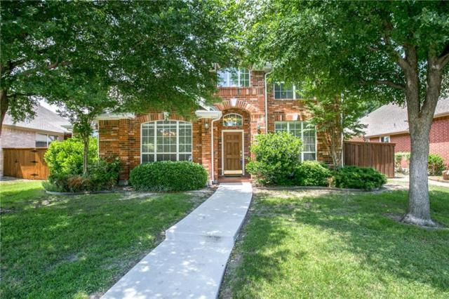 8513 Turnberry Drive, Frisco, TX 75034 (MLS #13826217) :: Magnolia Realty