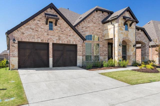 748 Fireside Drive, Little Elm, TX 76227 (MLS #13826247) :: Kimberly Davis & Associates