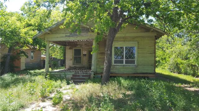 926 Orange Street, Abilene, TX 79601 (MLS #13826278) :: Century 21 Judge Fite Company