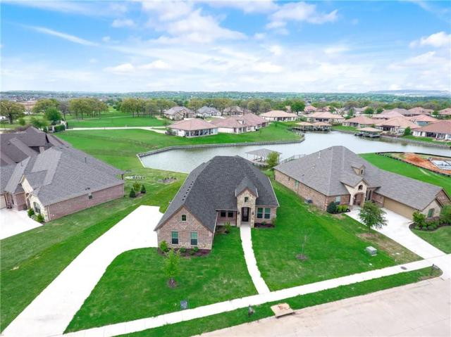 1208 Huntington Cove Court, Granbury, TX 76048 (MLS #13826279) :: Potts Realty Group
