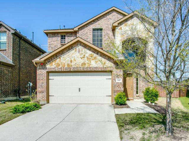 225 Red Hawk Place, Mckinney, TX 75071 (MLS #13826285) :: Century 21 Judge Fite Company