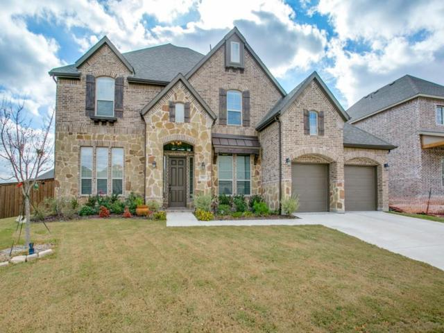 901 Caney Creek Lane, Mckinney, TX 75071 (MLS #13826302) :: Kimberly Davis & Associates