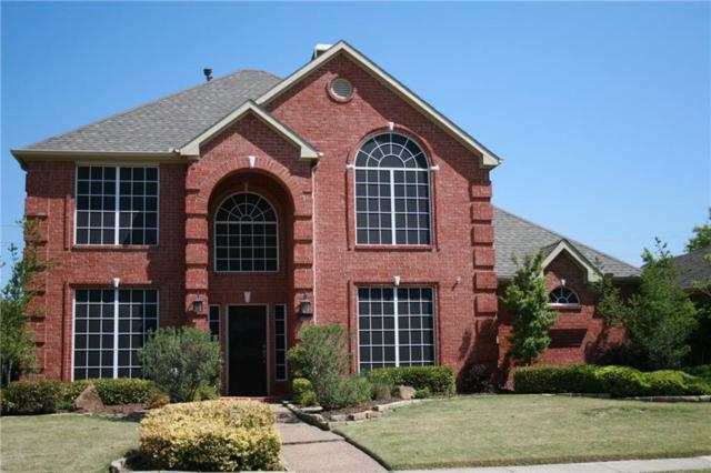 1524 Santa Fe Trail, Carrollton, TX 75007 (MLS #13826437) :: Kimberly Davis & Associates
