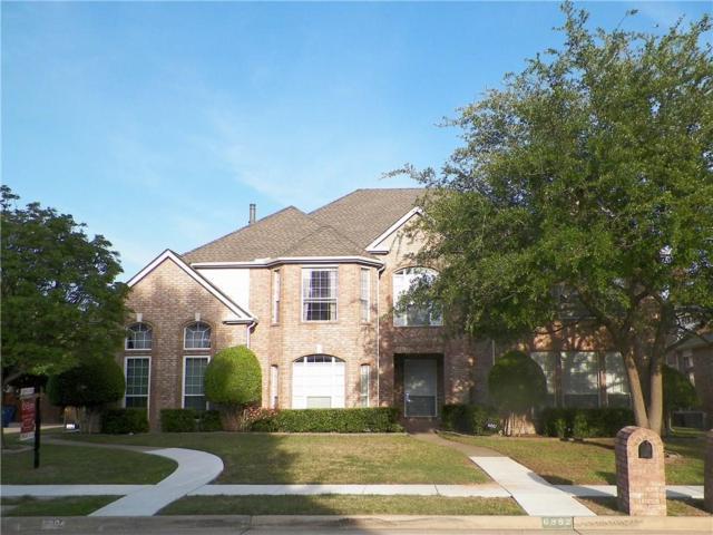 6894 Winston Drive, Frisco, TX 75035 (MLS #13826448) :: The Rhodes Team