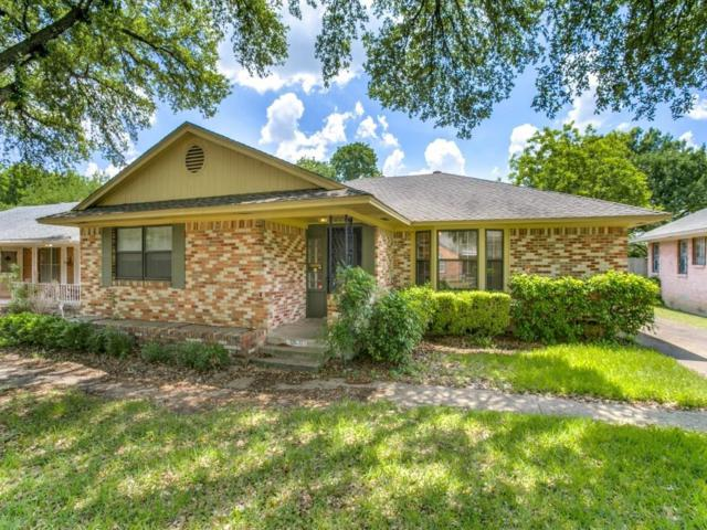 11631 Farrar Street, Dallas, TX 75218 (MLS #13826458) :: The Rhodes Team
