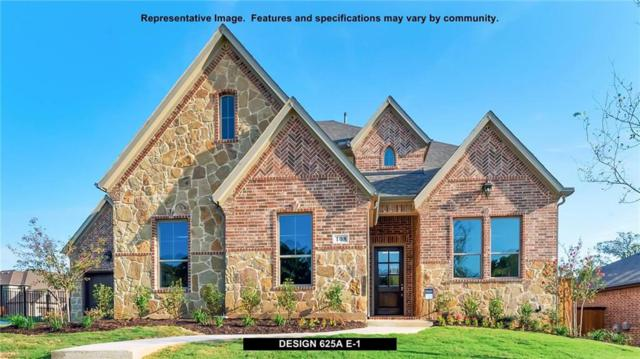 730 Ivy Glen Court, Prosper, TX 75078 (MLS #13826585) :: Kimberly Davis & Associates
