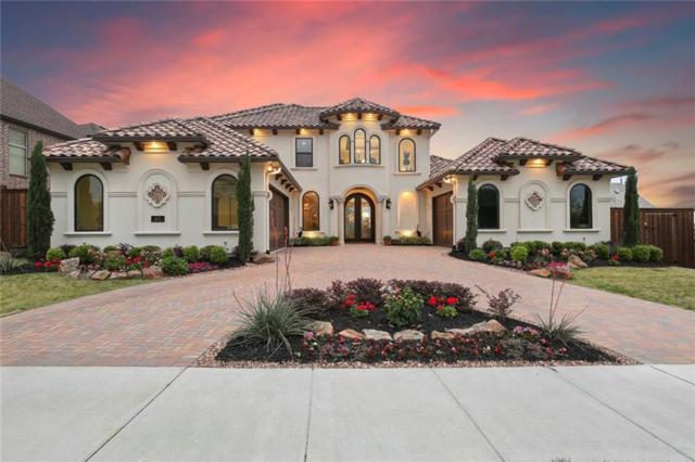 6221 Norwood Drive, Frisco, TX 75034 (MLS #13826804) :: Robbins Real Estate Group
