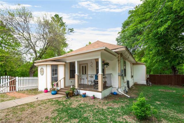 3920 Gillespie Street, Greenville, TX 75401 (MLS #13826825) :: The Chad Smith Team