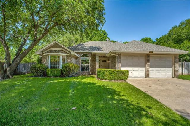 1812 Meadow Crest Drive, Grapevine, TX 76051 (MLS #13826827) :: Magnolia Realty