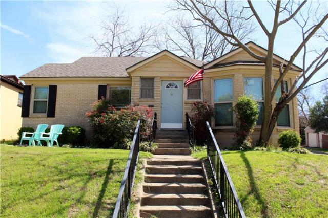 2641 Forest Park Boulevard, Fort Worth, TX 76110 (MLS #13826846) :: Magnolia Realty