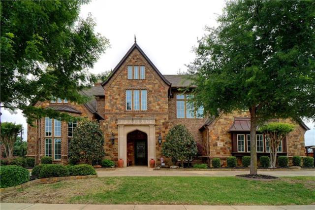 5804 Chalford Common, Colleyville, TX 76034 (MLS #13826938) :: Team Hodnett