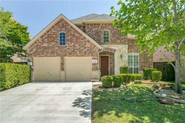 4438 Childress Trail, Frisco, TX 75034 (MLS #13826977) :: NewHomePrograms.com LLC